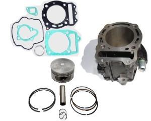 Zylinder&Kolben Uberholsatz Honda Helix Piaggio Hexagon