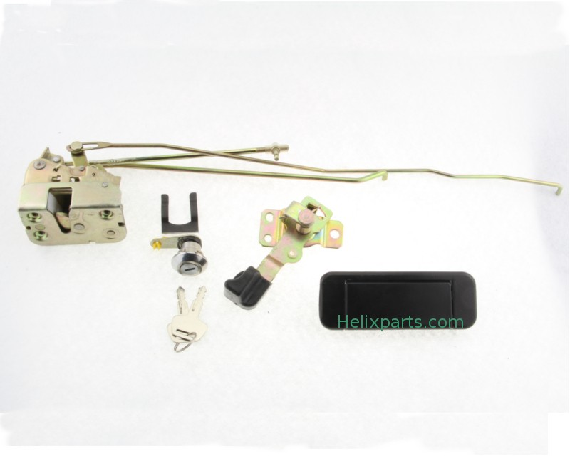 Komatsu PC-7 Tuerschloss Komplettsatz