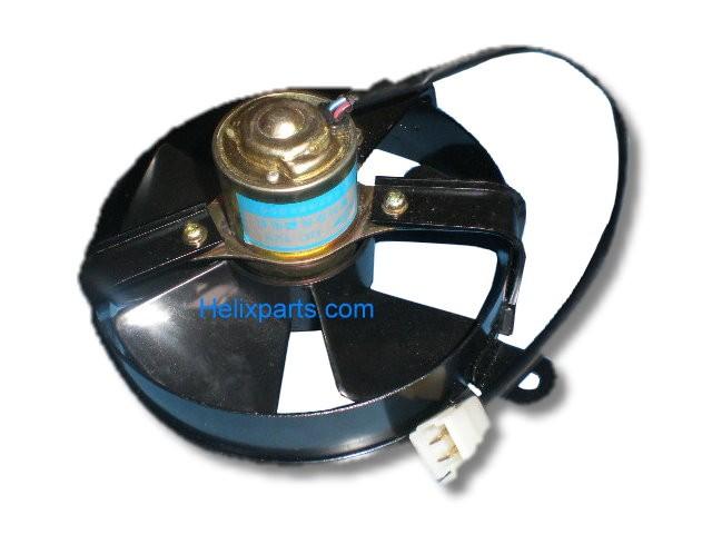 Honda Helix radiator Fan