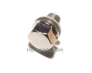 M12 Oil drain bolt CHROME